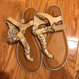 Thong Sandals *NEVER WORN*